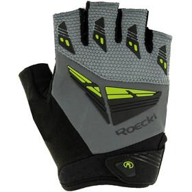 Roeckl Iron Handschuhe grau